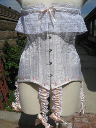 edwardian corset  wearing history® blog